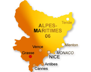 alpes maritimes departement - Photo