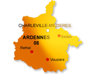 Campings ardennes