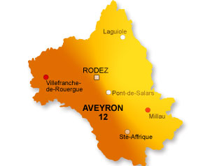 Campings aveyron