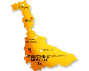 Campings meurthe-et-moselle