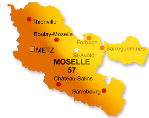 Campings moselle